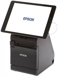 Epson TM-m30II-S All-in-one mPOS solution - Printer and tablet stand